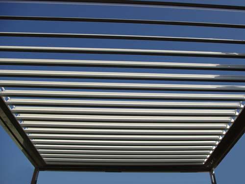 Precio pergola de lamas orientables precio pergolas de - Pergolas de aluminio precios ...